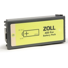 ZOLL AED Pro Non-Rechargeable Lithium Battery Pack