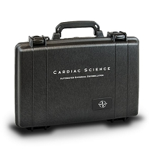 Cardiac Science Waterproof Hard Carrying Case