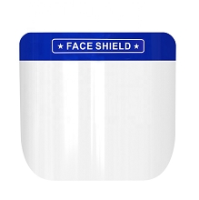 Disposable Face Shield (Single or 10-Pack)