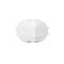 Disposable KN95 Particulate Respirator Mask - 40/Box