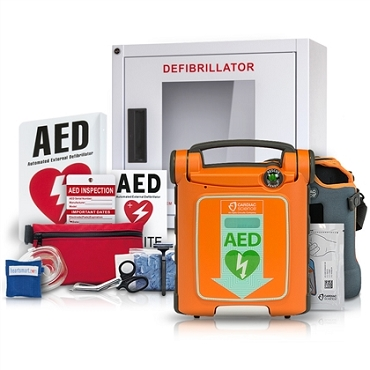 Cardiac Science Powerheart G5 AED Stadium and Arena Value Package