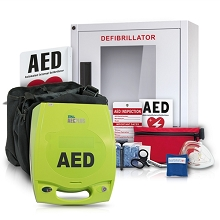 ZOLL AED Plus Athletic Sports AED Value Package