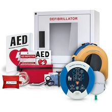 HeartSine samaritan PAD 350P/360P AED Value Package