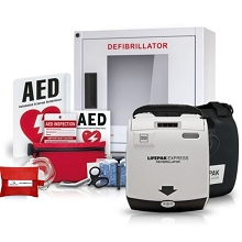 Physio-Control LIFEPAK Express AED Value Package