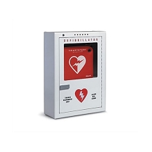 Philips Defibrillator Cabinet, Wall Surface
