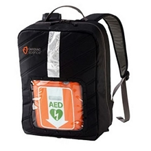 Cardiac Science Backpack for Powerheart® G3 & G5 AEDs