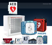 AED Office Package with Philips Heartstart Onsite AED