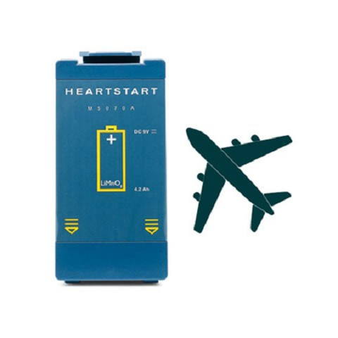 Philips HeartStart FRx AED Aviation Battery