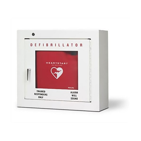 Philips Basic Defibrillator Cabinet - Surface Mount
