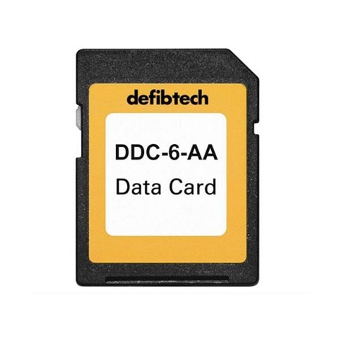 Defibtech Lifeline Medium Capacity Data Card