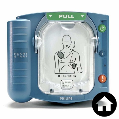 Philips HeartStart Onsite AED Home