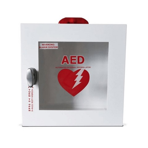 JL Outdoor AED Cabinet