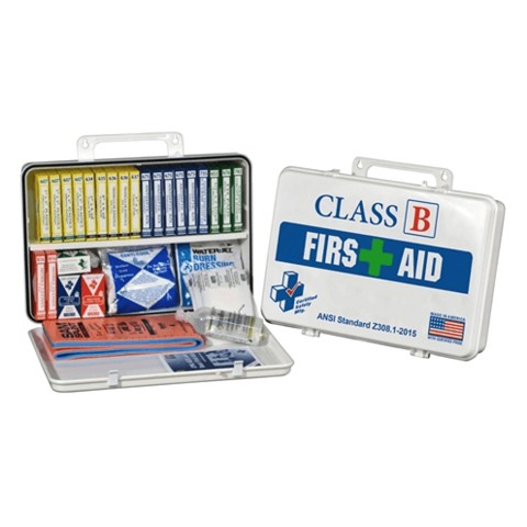 Class B First Aid Kits, K615-017 and K615-019