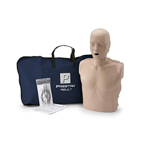 Prestan Manikin (Single), Adult Medium Skin Tone without CPR Monitor