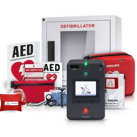 AED Value Package with Philips Heartstart FR3