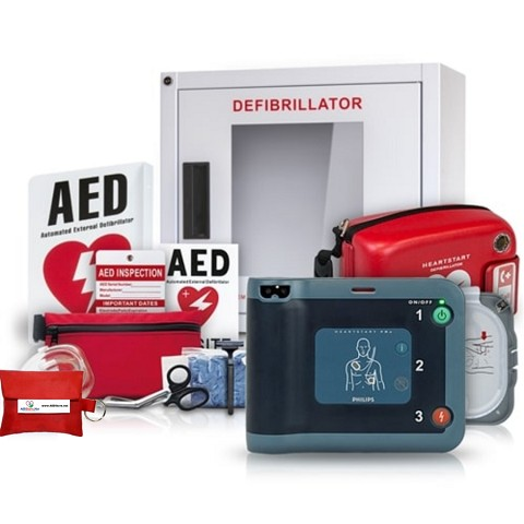 AED Value Package with Philips Heartstart FRx